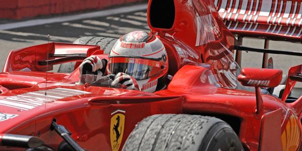 Ferrari cambiará el motor de Raikkonen