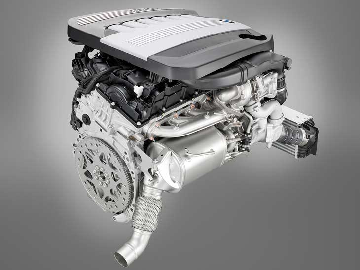 Motores BMW y BMW Serie7