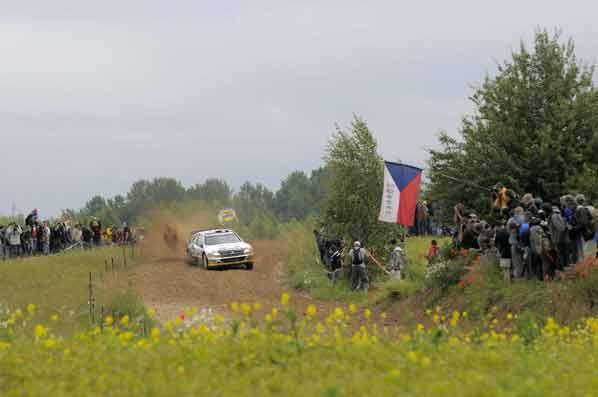 WRC: Sorpresa de Solberg y su Xsara