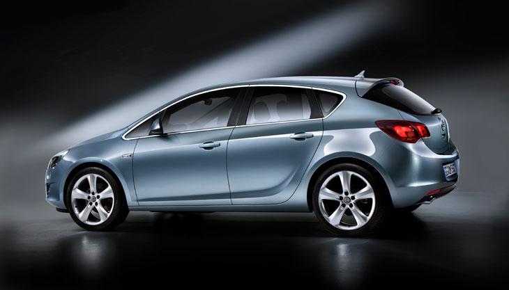Opel Astra, al detalle