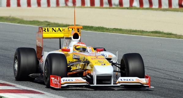La F1 va tomando cuerpo de cara al 2010