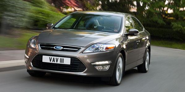 Ford recibe 2.348 millones en garantías