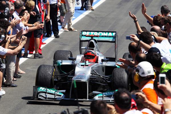 Gran Premio de Europa de Fórmula 1