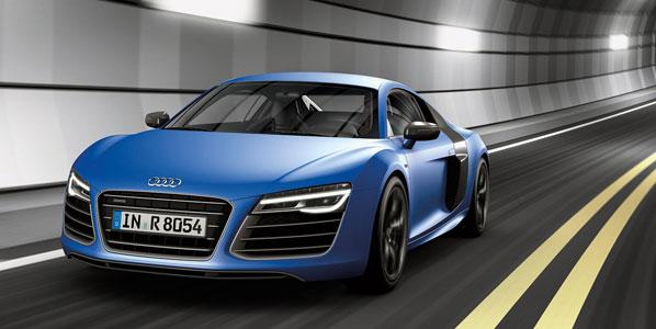 Audi R8, primera actualización