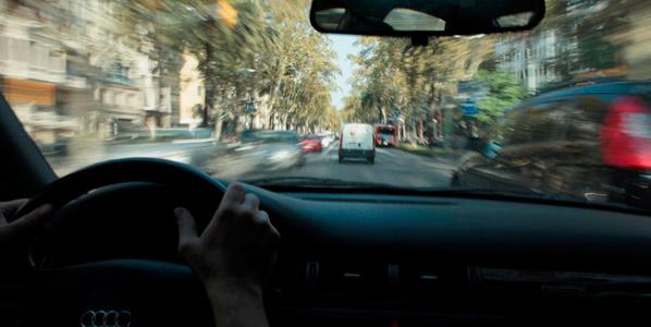 'Test de atención', la última campaña de Audi Attitudes