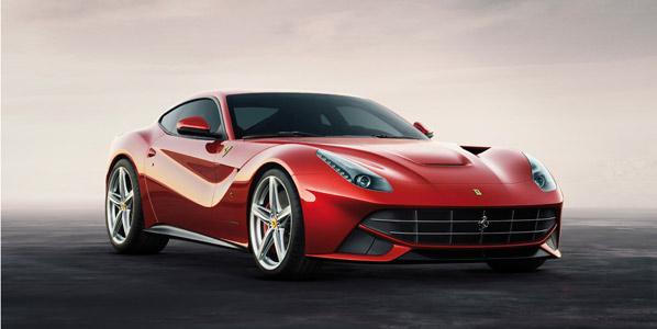 Ferrari, la marca más amada en España