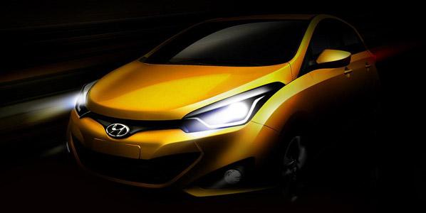 Hyundai HB20, el utilitario surcoreano para Brasil