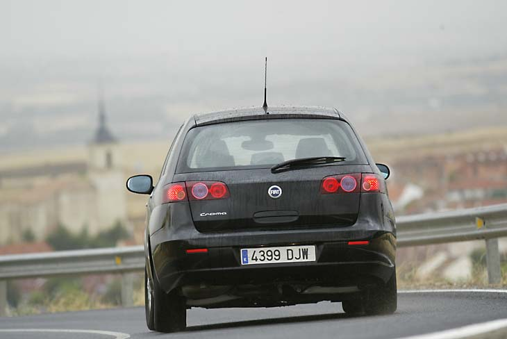 Fiat Croma 1.9 JTD 150 Emocion