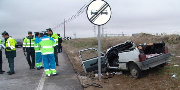 23 personas fallecen en las carreteras durante el fin de semana