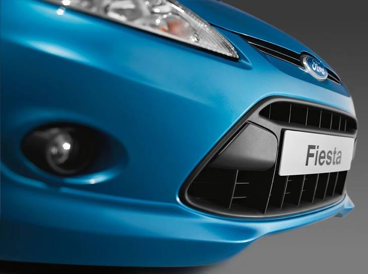 Al volante del nuevo Ford Fiesta
