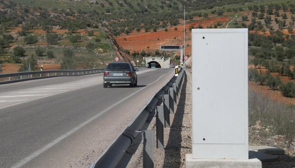 Tráfico prueba un nuevo radar ecológico