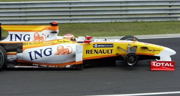 F1: La carrera de Alonso en Hungría