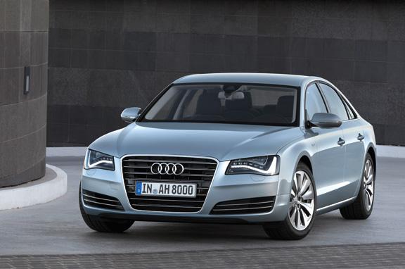 Audi A8 Hybrid híbrido