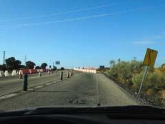 Las obras de la autovía Madridejos-Toledo, las peor señalizadas