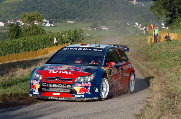 Lista de inscritos Rally RACC 2008