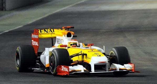 F1: Entrenamientos libres 2 del GP de Singapur