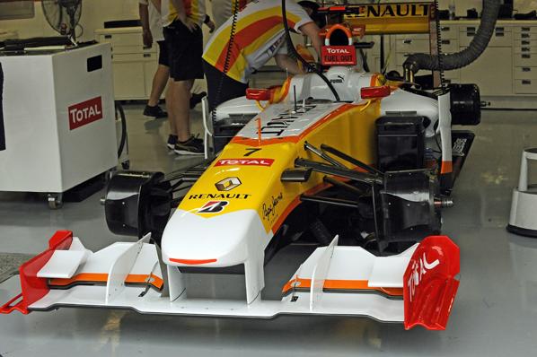 F1: La Mutua e ING abandonan Renault