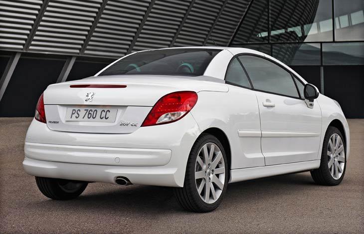 Nuevo Peugeot 207: gama 2009
