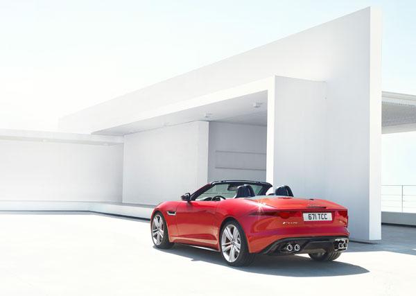 El nuevo Jaguar
