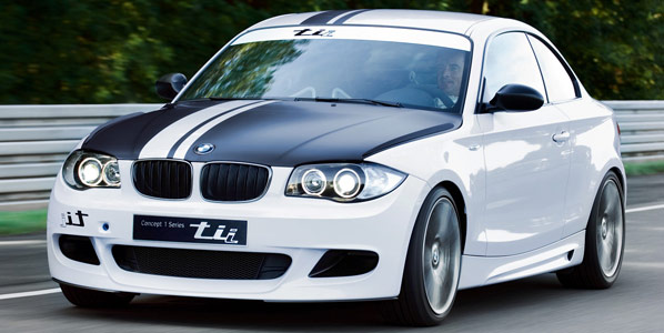 BMW Serie 1 tii Concept