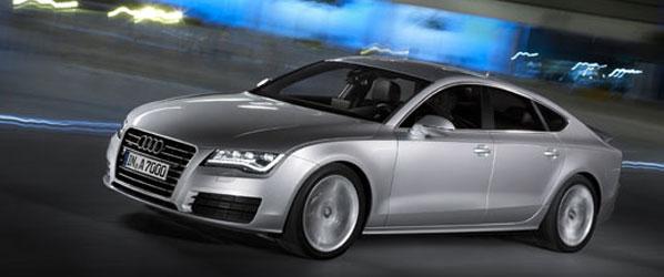 Audi A7 Sportback, favorito del Barcelona