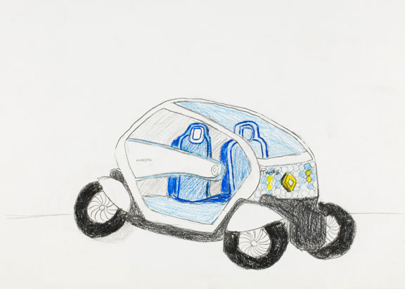 Concurso de Diseño Autopista, categoría infantil y junior