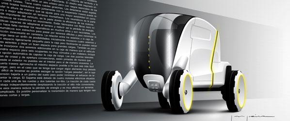 Concurso de Diseño infantil y juvenil Autopista Nissan
