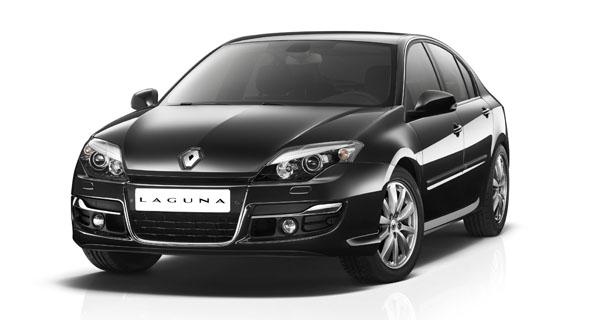 Renault Laguna: ahora más eficiente