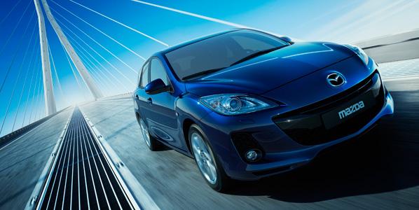 Mazda: piezas de resina para ahorrar peso