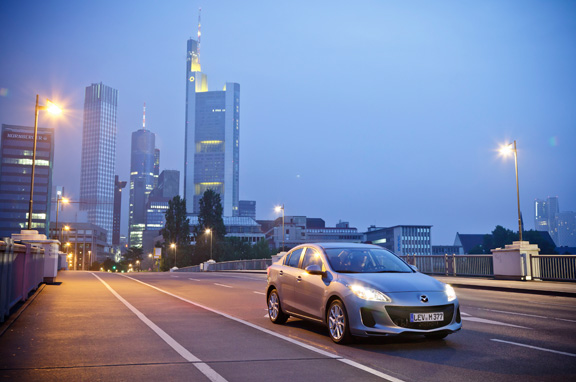 Nuevo Mazda 3, descúbrelo