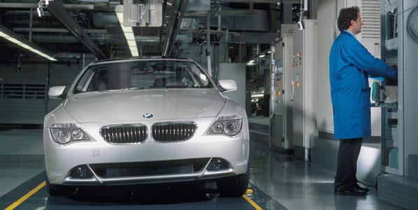 BMW: 400 millones para eléctricos