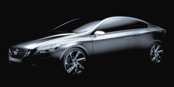 Volvo S60 Concept: futura berlina sueca