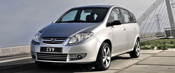 Los coches chinos, suspensos en seguridad
