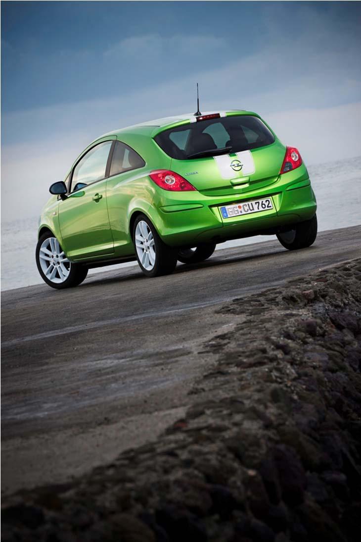 Nuevo Opel Corsa.
