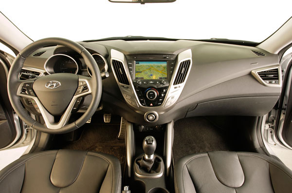 Hyundai Veloster 1.6 GDi Sport S