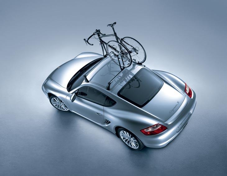 Sólo con esta imagen, ya podemos tener una idea de cuánto ha cambiado el cliente al que se dirige este Porsche...