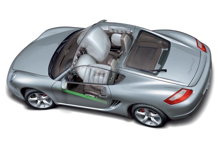 Si hay problemas, todo está controlado: airbags de