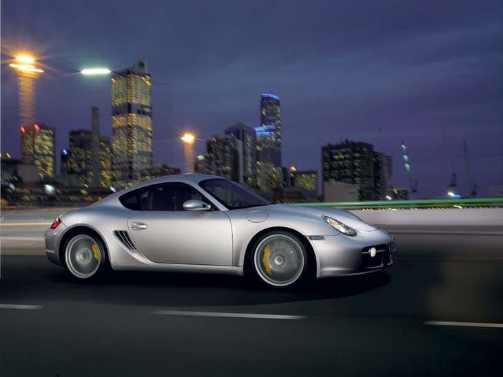 Es el primer Porsche realmente utilitario...