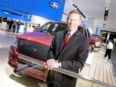 Pérdidas históricas para Ford