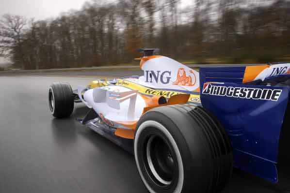 ING prevé salir de la F1