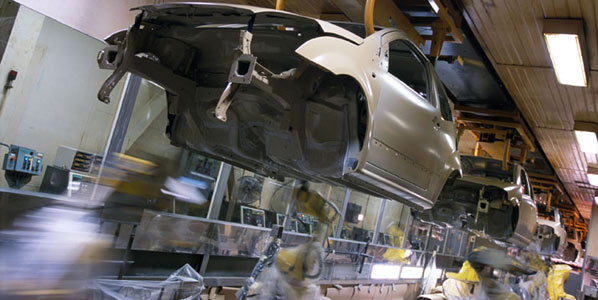 Chrysler se declara en bancarrota
