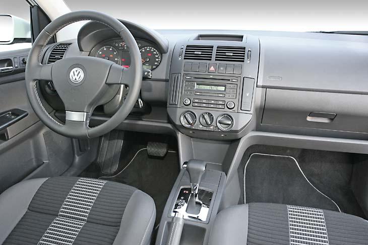 VW Polo 1.4 Tiptronic United: detalles