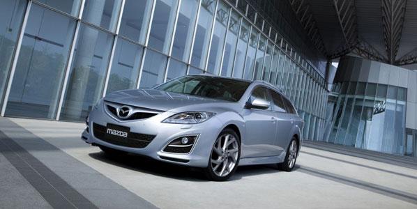 El Mazda 6 se actualiza para Ginebra
