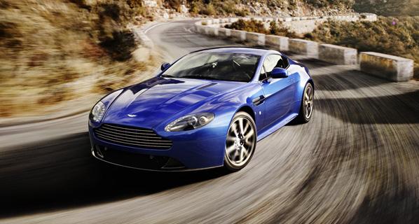 Aston Martin lanza el Vantage S