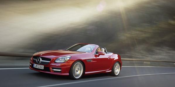 Mercedes-Benz SLK 2011: precios en España