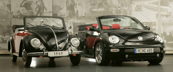 Madrid acoge toda la historia del Beetle