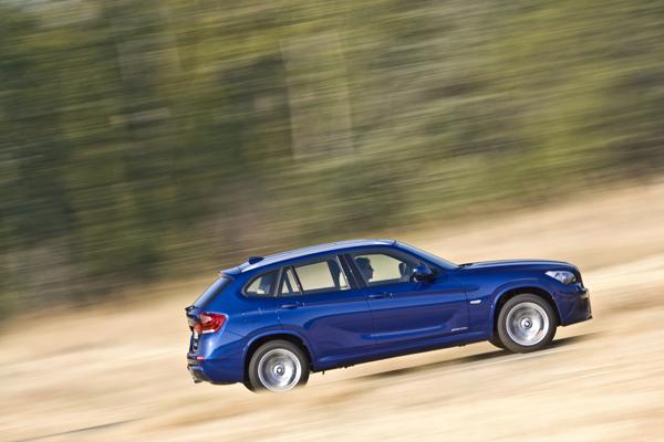 BMW X1 xDrive28i la prueba