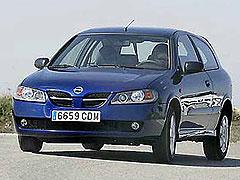 Nissan Almera 1.5 dCi, 3p Visia