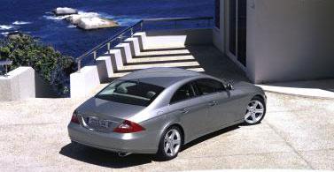 Salón de Madrid 2004: Mercedes CLS