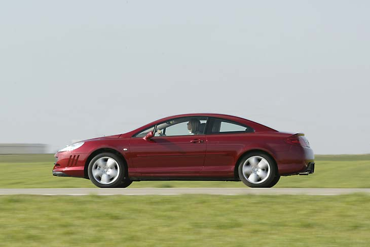 Peugeot 407 coupe V6